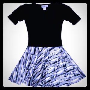 Other - Dori Creations Short Sleeve Skater Dress